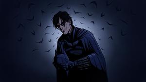 Batman Robert Pattinson Dc Comics Bruce Wayne 3840x2160 Wallpaper