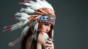 Native American 2560x1600 Wallpaper