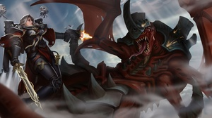 Adeptus Sororitas Sister Of Battle Sword Warhammer 40k Woman Warrior 3515x1706 Wallpaper