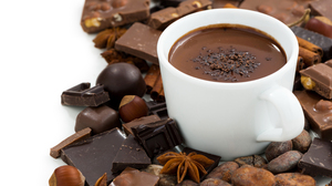 Chocolate Coffee Cup Star Anise 5616x3744 Wallpaper