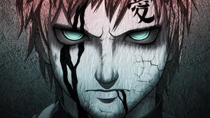 Boy Gaara Naruto Green Eyes Man Naruto Tattoo 4961x3508 Wallpaper