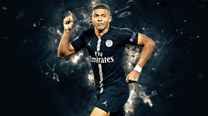 French Kylian Mbappe Paris Saint Germain F C Soccer 2880x1800 Wallpaper
