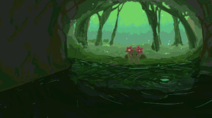 Bellossom Pokemon 1920x1080 Wallpaper
