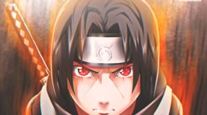Itachi Uchiha Red Eyes Black Hair Boy 2500x2086 Wallpaper