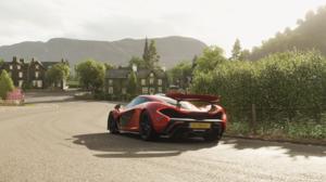 Forza Horizon 4 McLaren P1 1920x1080 wallpaper