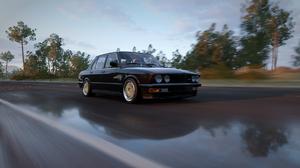 BMW Black Cars Forza Horizon 4 1920x1080 Wallpaper