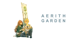 Aerith Garden Anime Fantasy 1920x1080 Wallpaper