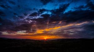 Earth Sunset 4952x3456 wallpaper