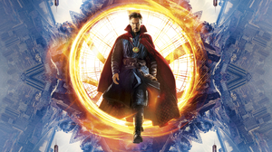 Benedict Cumberbatch Doctor Strange Marvel Comics 3900x3000 Wallpaper
