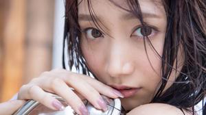 Japanese Women Japanese Women Asian Anna Kami Women Indoors Wet Hair Looking At Viewer 1920x1280 Wallpaper