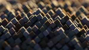 Cube 3840x2160 Wallpaper