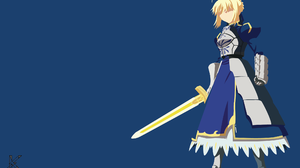 Saber Fate Series 2100x1275 Wallpaper