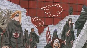Pain Naruto Hidan Naruto Obito Uchiha Kisame Hoshigaki Konan Naruto Deidara Naruto Zetsu Naruto Kaku 1309x1000 Wallpaper
