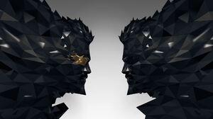 Adam Jensen Deus Ex Mankind Divided 1920x1080 wallpaper