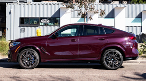 Bmw X6 M Competition 1920x1080 wallpaper