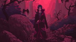 Uchiha Itachi Naruto Anime 1920x1080 Wallpaper