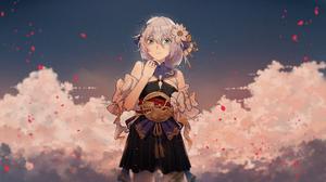 Honkai Impact 3rd JinYun Rex Anime Girls Anime Theresa Apocalypse 1920x1080 wallpaper