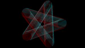 Artistic Digital Art Pattern 2560x1440 Wallpaper
