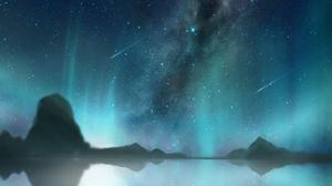Starry Sky 2560x1920 wallpaper