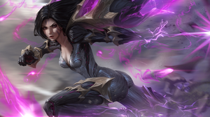 League Of Legends KaiSa League Of Legends 4000x2500 wallpaper