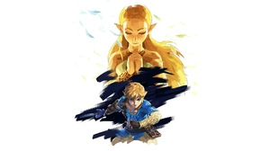 Link The Legend Of Zelda Zelda 1920x1080 Wallpaper