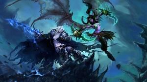 World Of Warcraft Illidan Stormrage 1920x1200 Wallpaper