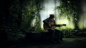 The Last Of Us 2 Ellie Guitar PlayStation Screen Shot Video Games 3840x2160 Wallpaper