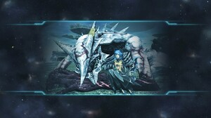 Phantasy Star Online 2 Quna Phantasy Star Online 2 Haddred Phantasy Star Online 2 Sega Mmorpg Video  1920x1080 wallpaper