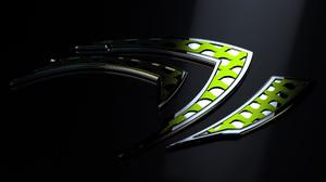 Logo Nvidia 3840x2160 Wallpaper