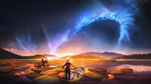 Digital Art T1na Fantasy Art 2560x1440 Wallpaper
