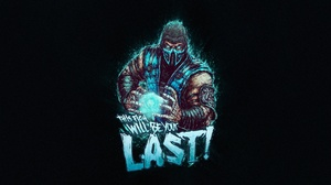 Mortal Kombat Sub Zero Mortal Kombat Warrior 5000x2500 Wallpaper