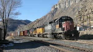 Vehicles Train 1920x1080 Wallpaper