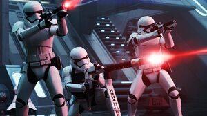 Star Wars Star Wars Episode Vii The Force Awakens Stormtrooper 5976x3992 Wallpaper