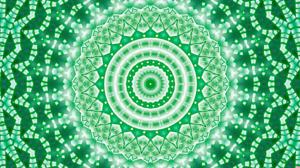 Artistic Digital Art Kaleidoscope Pattern 3400x1800 Wallpaper