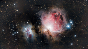 Stars Space Universe Nebula 3000x1848 Wallpaper