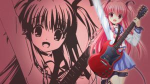 Anime Angel Beats 1920x1080 wallpaper