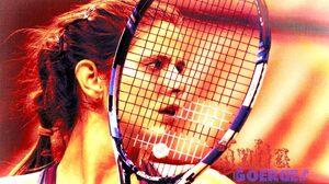 German Julia Goerges Tennis 1920x1200 Wallpaper