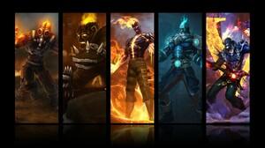 Brand League Of Legends 1600x1024 Wallpaper