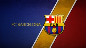 FC Barcelona Metalanguage Logo Sport 1600x900 Wallpaper
