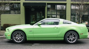 Vehicles Ford Mustang 2144x1143 Wallpaper