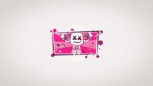 Marshmello Dj 3840x2160 Wallpaper