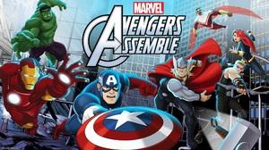 Avengers Black Widow Captain America Clint Barton Falcon Marvel Comics Hawkeye Hulk Iron Man Marvel  2000x1125 Wallpaper