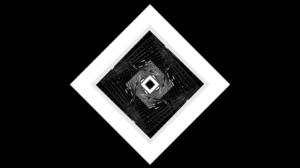 Black Amp White Square 1920x1080 Wallpaper