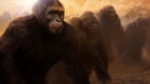 Movie Rise Of The Planet Of The Apes 2560x1600 wallpaper