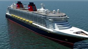 Cruise Ship Ship 2560x1600 wallpaper