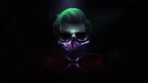 Comics Joker 3840x2400 Wallpaper