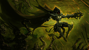 Demon Hunter Diablo Iii Diablo Iii 3296x2124 Wallpaper