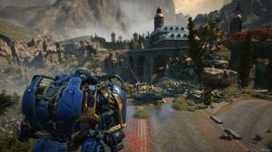 Gears Of War 4 Microsoft Screen Shot Video Games 1920x1080 Wallpaper