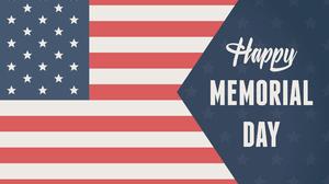 Happy Memorial Day American Flag 5316x3334 Wallpaper
