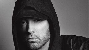 American Black Amp White Eminem Hood Singer 6738x4492 Wallpaper